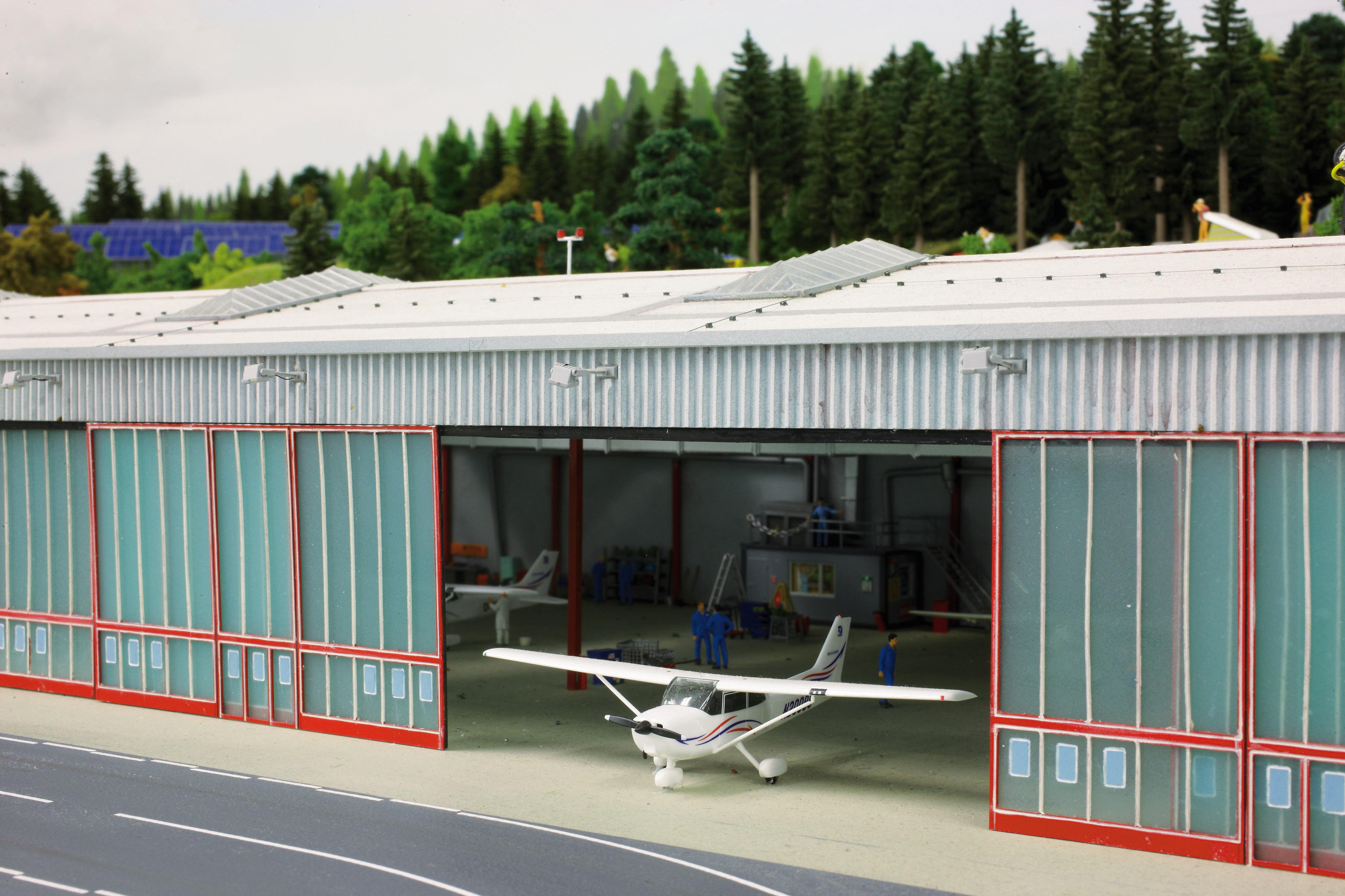 Knuffingen Airport | Miniatur Wunderland Hamburg
