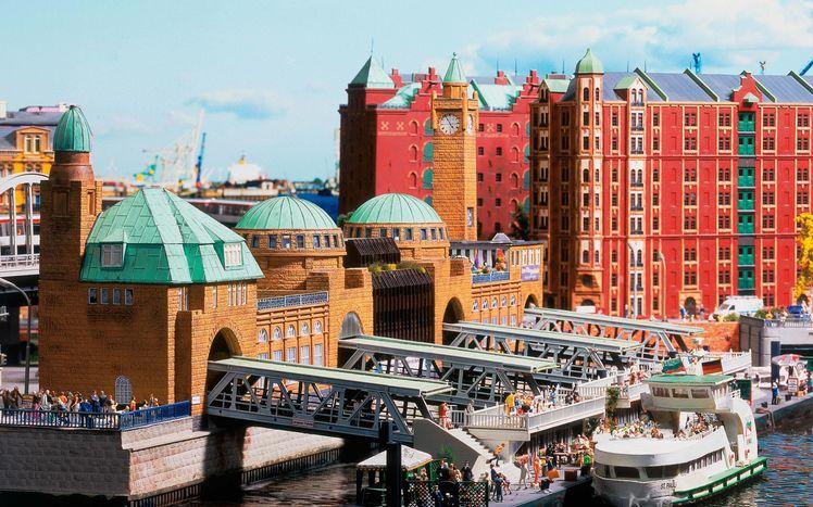 Modellbahn, Modelleisenbahn Hamburg | Miniatur Wunderland