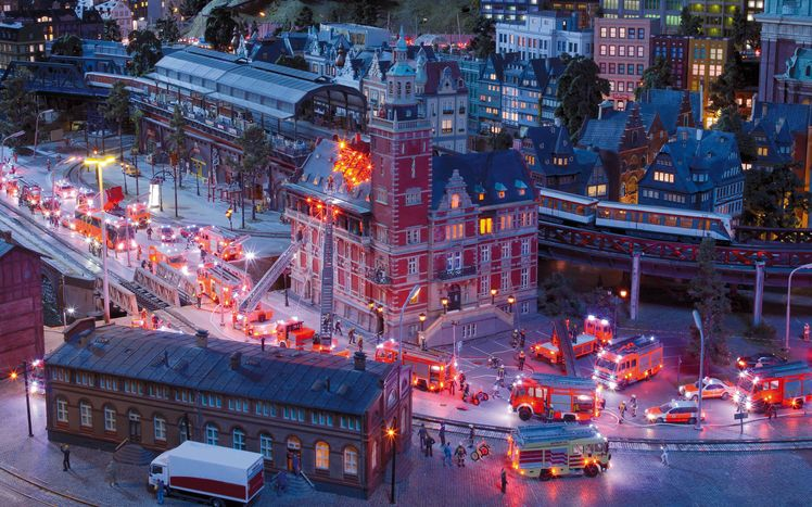 Online Car Sales >> Carsystem | Miniatur Wunderland Hamburg